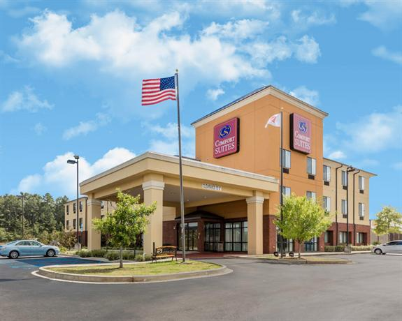 Comfort Suites Pell City - dream vacation