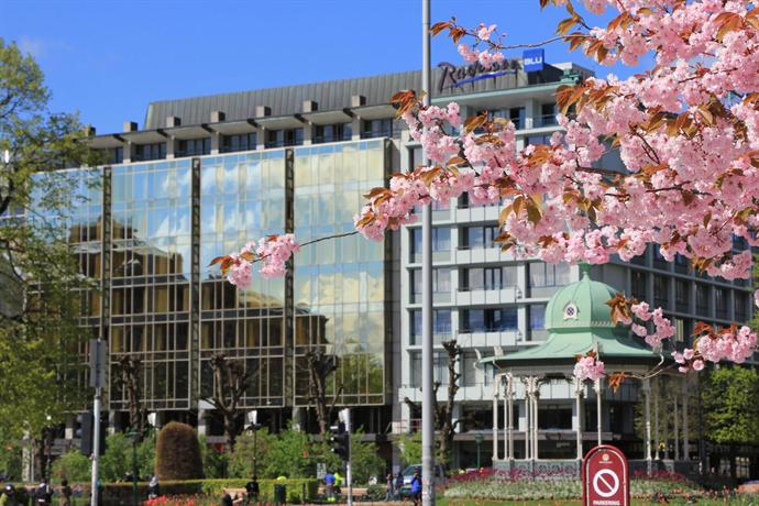 Radisson Blu Hotel Norge - dream vacation