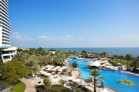 Le Meridien Al Aqah Beach Resort 이미지