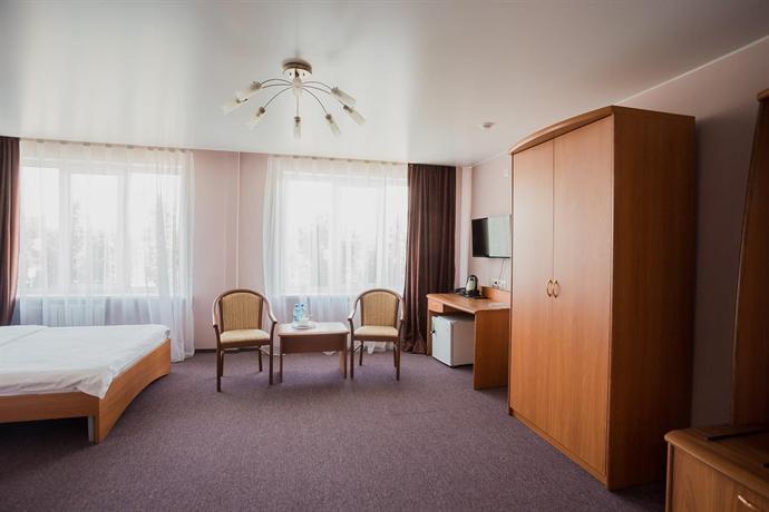 Гостиница Полёт Красноярск