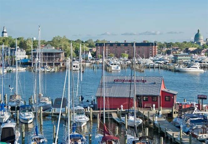 Annapolis Waterfront Hotel Autograph Collection A Marriott Luxury & Lifestyle Hotel - dream vacation