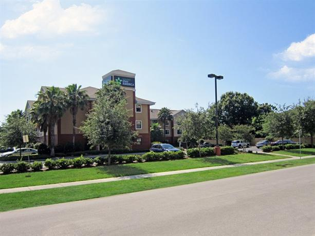 Extended Stay America - Tampa - Airport - Spruce Street - dream vacation