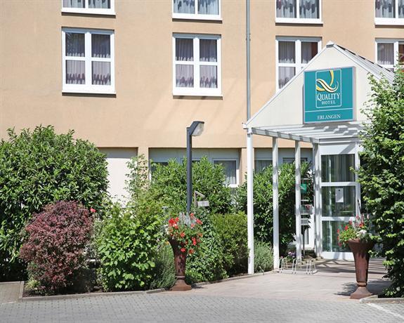 Quality Hotel Erlangen - dream vacation