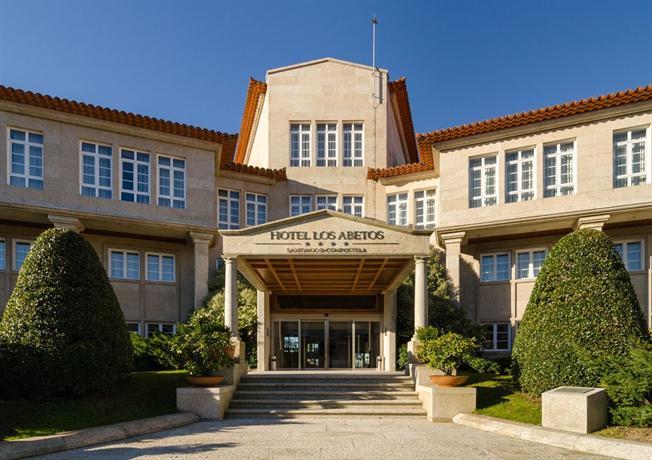 Gran Hotel Los Abetos, Santiago de Compostela - Compare Ofertas