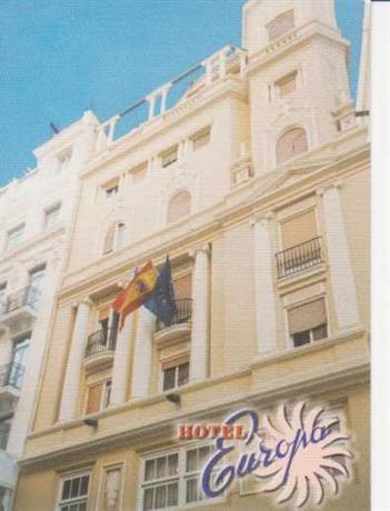 Hotel Europa Valencia - dream vacation