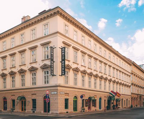 Hotel Zenit Budapest Palace - dream vacation