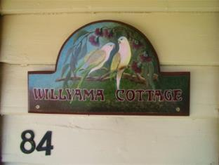 Cottage at Willyama