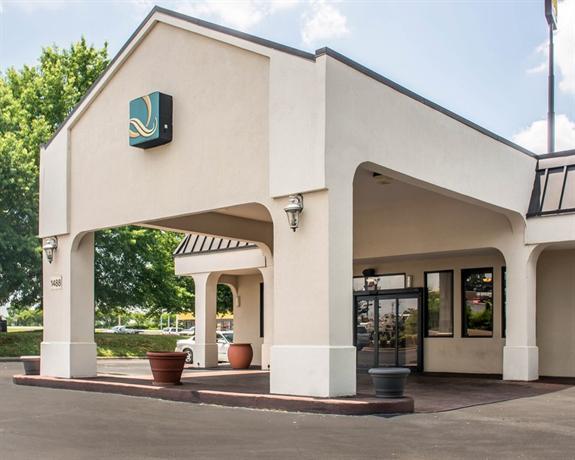 Quality Inn Athens Alabama - dream vacation