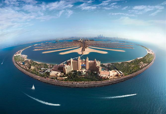 Atlantis The Palm, Дубаи