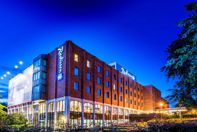 Radisson Blu Arlandia Hotel - dream vacation