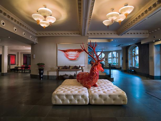 Radisson Blu Edwardian Bloomsbury Street - dream vacation
