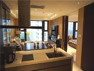 Love Home Serviced Apartment Huijing Tiandi - Shanghai -
