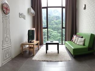 Studio and Duplex Loft Suite @ Empire Damansara - dream vacation
