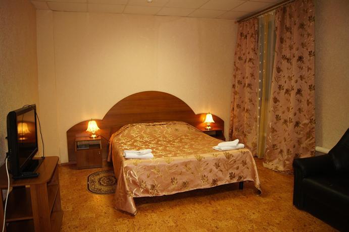 Гостиница Фатима