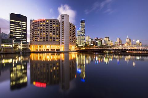 Photo: Crowne Plaza Melbourne