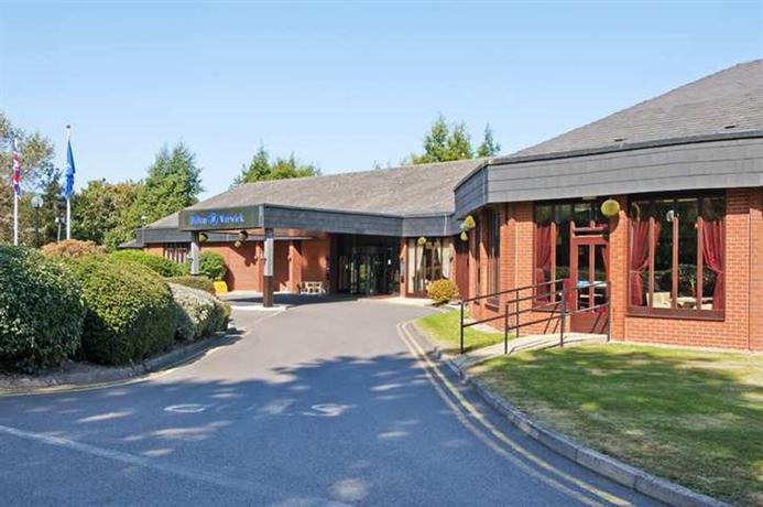 Hilton Warwick Stratford-upon-Avon - dream vacation