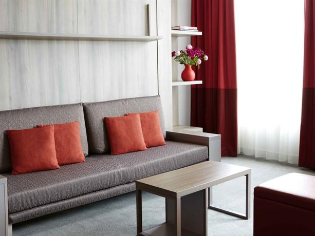 Accommodation Vienna: Aparthotel Adagio