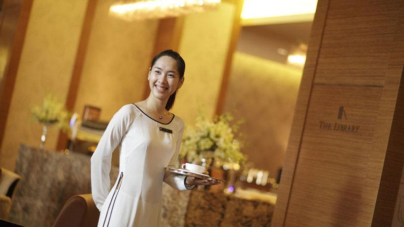 Intercontinental Asiana Saigon Residences - Ho Chi Minh Ville -
