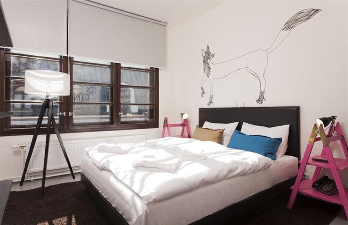 Fusion Hotel Prague - dream vacation