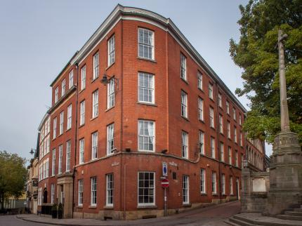 Lace Market Hotel Nottingham by Compass Hospitality - dream vacation