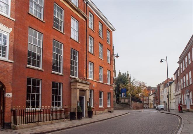 Lace Market Hotel - dream vacation