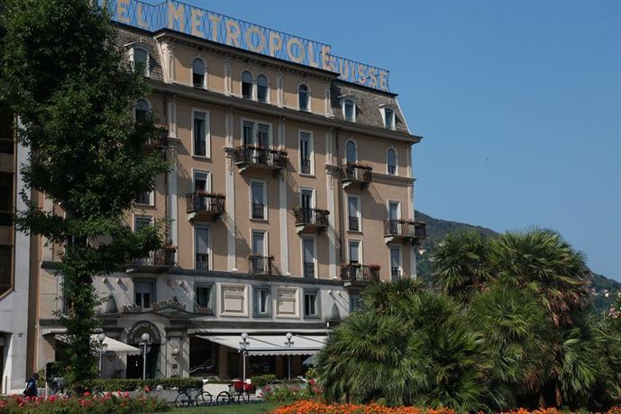 Metropole Suisse Hotel - dream vacation