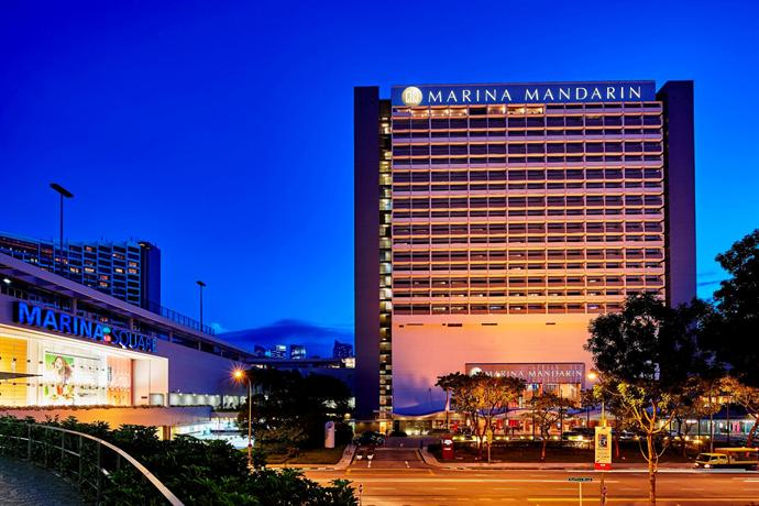 Marina Mandarin Singapore - dream vacation
