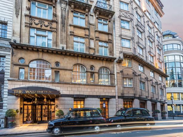 Washington Mayfair Hotel - dream vacation