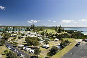 North Coast Holiday Parks Forster Beach