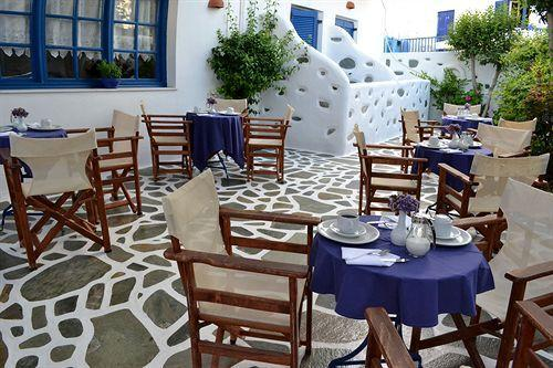 Dilion Hotel Parikia - Paros -