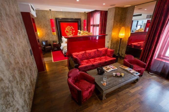 Buddha Bar Hotel Prague - dream vacation