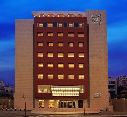 Corp Amman Hotel - dream vacation