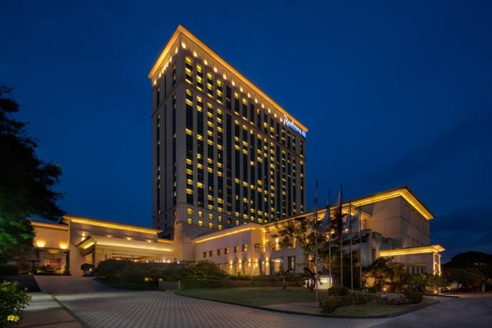 Radisson Blu Cebu - dream vacation
