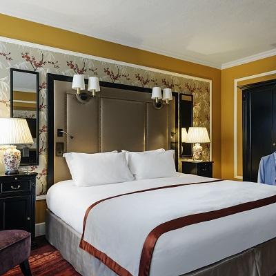 Hotel Rotary Geneva MGallery by Sofitel - dream vacation