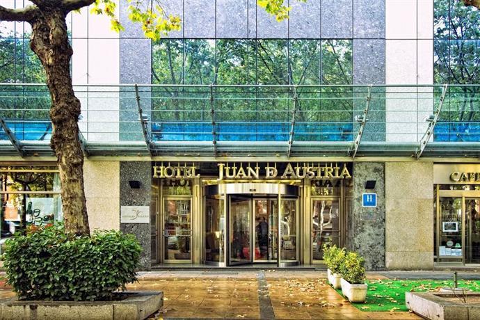 Silken Hotel Juan de Austria - dream vacation