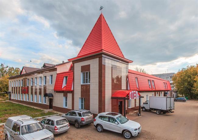 Отель Первый Поезд