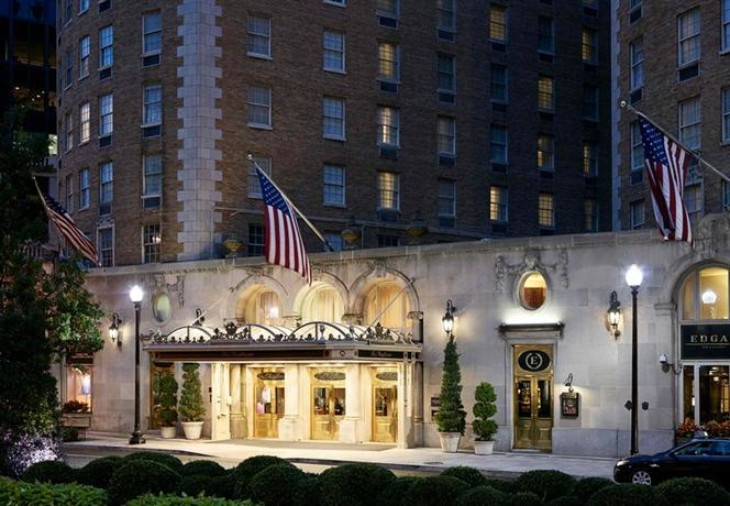 The Mayflower Hotel Autograph Collection A Marriott Luxury & Lifestyle Hotel - dream vacation