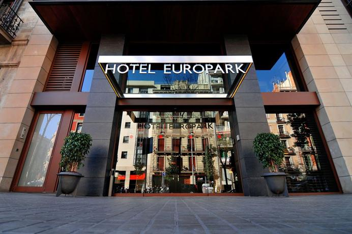 Europark Hotel Barcelona - dream vacation