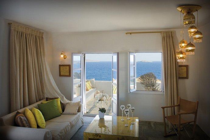 Onar Suites Folegandros - dream vacation