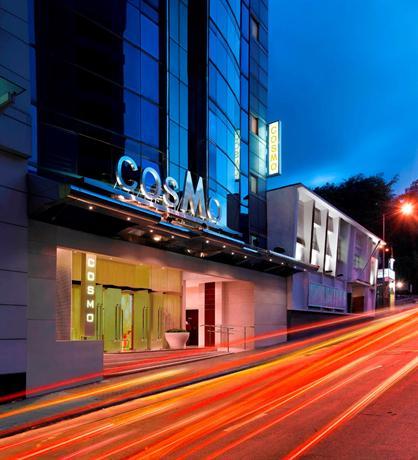 Cosmo Hotel Hong Kong - dream vacation
