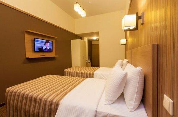 Comfort Hotel Novosibirsk - dream vacation