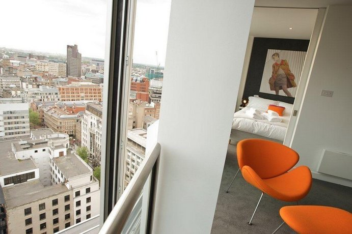 Staying Cool At Rotunda Birmingham - Serviced Apartments - dream vacation