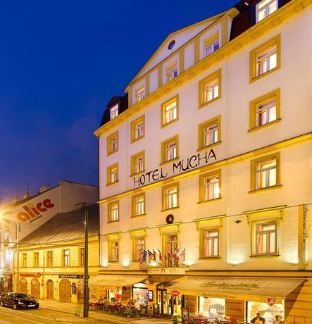Hotel Mucha - dream vacation