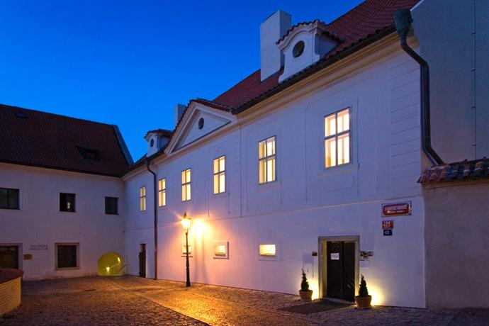 Monastery Prague - dream vacation