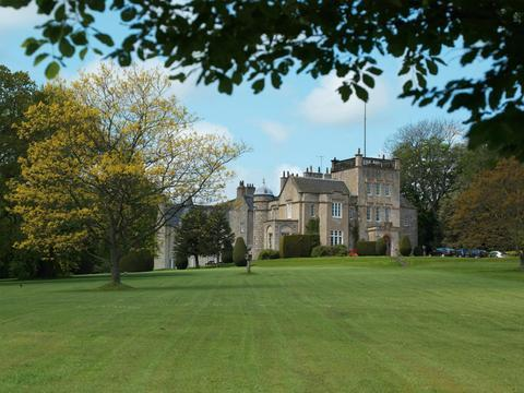 Pittodrie House Inverurie - dream vacation