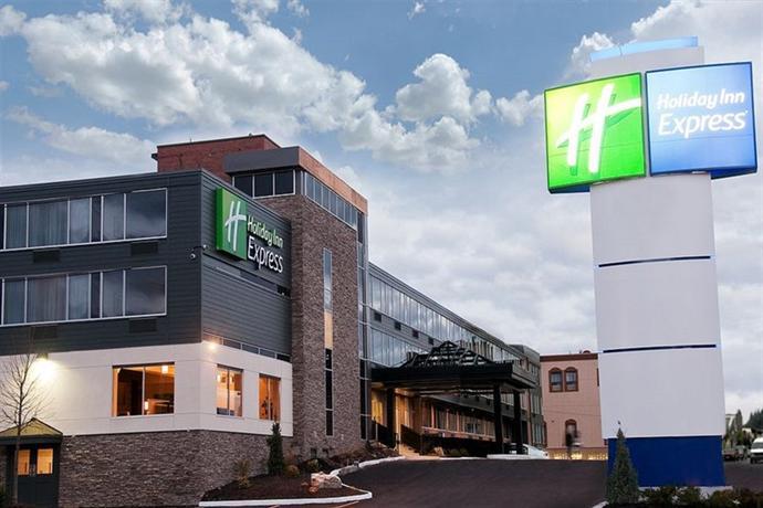 Holiday Inn Express Sault Ste Marie