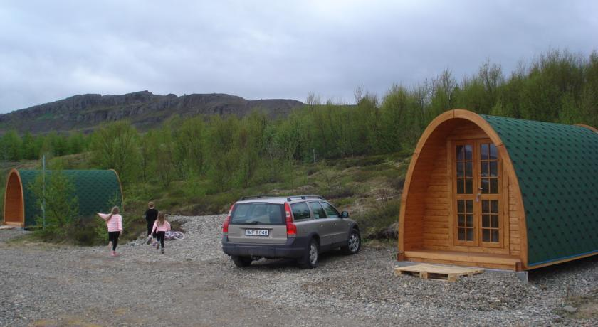 Vinland Camping Pods - dream vacation