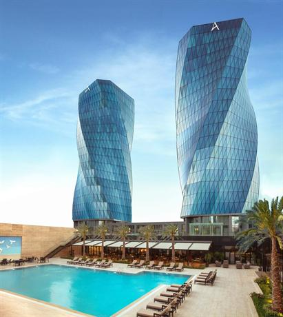 Burgu Arjaan by Rotana - dream vacation