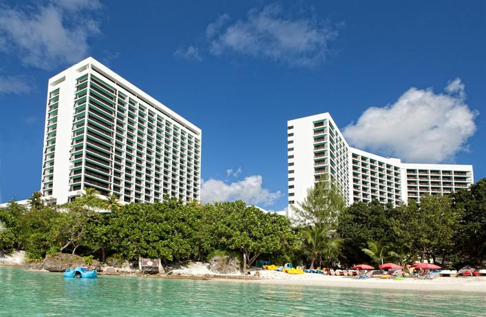 Guam Reef & Olive Spa Resort - dream vacation