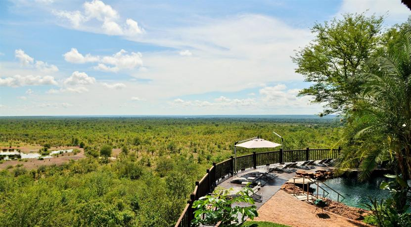 Victoria Falls Safari Lodge - dream vacation